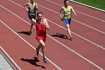 Druhé kolo  prvoligové soutěže se uskuteční v sobotu 4. června na stadionu Černá hora v Litomyšli. Příznivci královny sportů se mohou těšit na podívanou, jak v regionu ještě nebyla k vidění. Ilustrační foto.