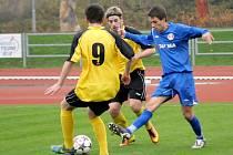 Jediný gól stačil hráčům Svitav na vítězství.
