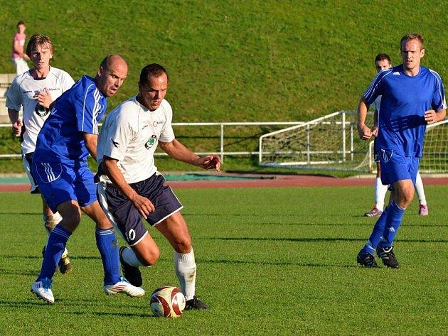 Zlepšenou formu Svitav, kterou prokazují v posledních kolech, těžce odnesli ve víkendovém derby hráči Litomyšle.