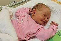 ELENA ORLICHOVÁ potěšila rodiče Vendulu a Jaroslava 19. ledna, když ve 22.12 hodin přišla na svět. Vážila 3,12 kilogramu a měřila 49 centimetrů. Doma v Hradci nad Svitavou se na sestřičku těšili sourozenci Jára, Matyášek a Vendulka.
