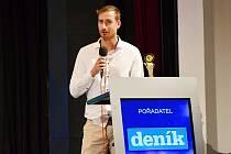 Nejúspěšnější sportovec regionu Svitavska za rok 2018 Roman Marko.