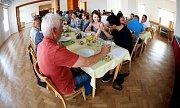 V Trpíně přivítali přátele z Maďarska