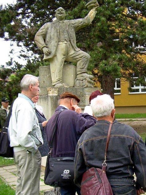 Esperantské setkání se tentokrát uskutečnilo v Zábřehu.