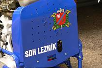 Hasiči z Lezníku slavili výročí.