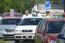 Starosta Litomyšle Michal Kortyš jel mnohem rychleji v místech, kde je podle zákona povolená rychlost pouze 50 kilometrů v hodině.