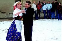 Starosta města v převlečení za sládka tančil s děvečkou už před deseti lety. Letos se této role ujme Michal Kortyš.
