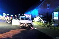Nehoda v Hradci nad Svitavou