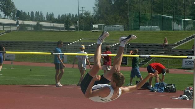 Jako každoročně se i letos sešla první srpnovou sobotu na stadionu Černá hora kvalitní atletická konkurence na mítinku Východočeského turné.