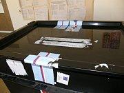 Volby v Šenově u Nového Jičína v pátek 15. října.