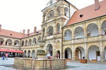 Zámek v Moravské Třebové.