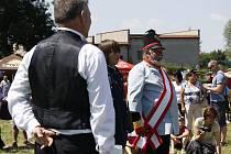 Slavnosti Franze Josefa I. ve Všejanech 2012