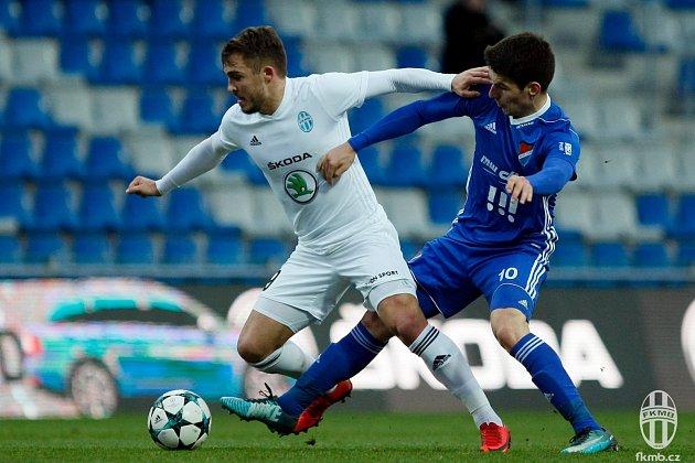 Po Ostravě čeká Mladou Boleslav v Mol cupu pražská Slavia.