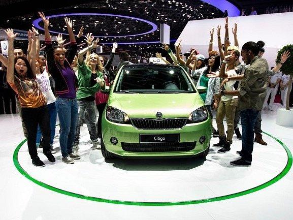 Škoda Citigo se zeleným pohonem bude dostupná od listopadu