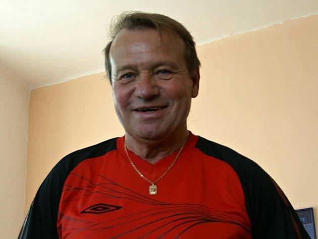 Jiří Kukla, trojnásobný vítěz ankety v kategorii masters