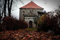 Kostel v Březně