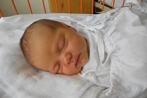 VIKTORIE Bártlová se narodila 8. května, vážila 3,54 kilogramů a měřila 53 centimetrů. Rodiče Helena a Vlastimil si ji odvezou domů do Kochánek.