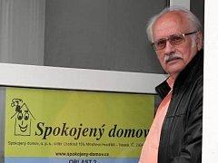 Herec Václav Knop je nejen tváří Spokojeného domova