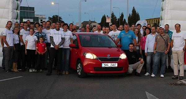 Škoda Economy Run 2015.