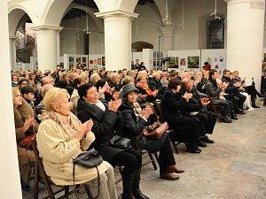 Výroční koncert se konal ve Sboru českých bratří v Mladé Boleslavi