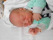 Matyáš Suchochleb se narodil 2. října, vážil 3,42 kg a měřil 51 cm. Maminka Marcela a tatínek Jan si ho odvezou domů do Vrátna.