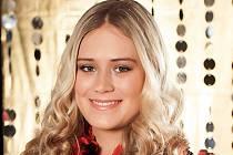Kristýna Vrbová je finalistkou soutěže Miss Reneta