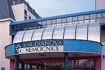 Klaudiánova nemocnice šetří, kde se dá
