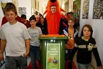 Box pro sběr vyřazeného elektrozařízení naleznou lidé v prostorách radnice v Bělé pod Bezdězem.