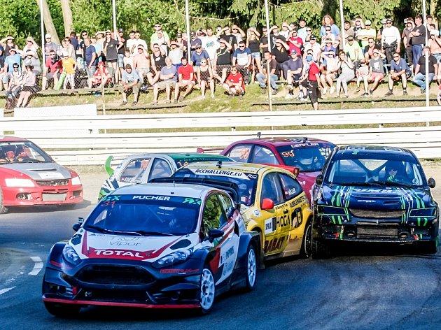 Rallycros se pojede o víkendu v Sedlčanech