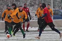 Příprava: Stráž nad Nisou B - Sporting Mladá Boleslav