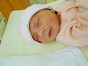 Sofia Lavrynets se narodila 28. března, vážila 3,27 kg a měřila 48 cm.