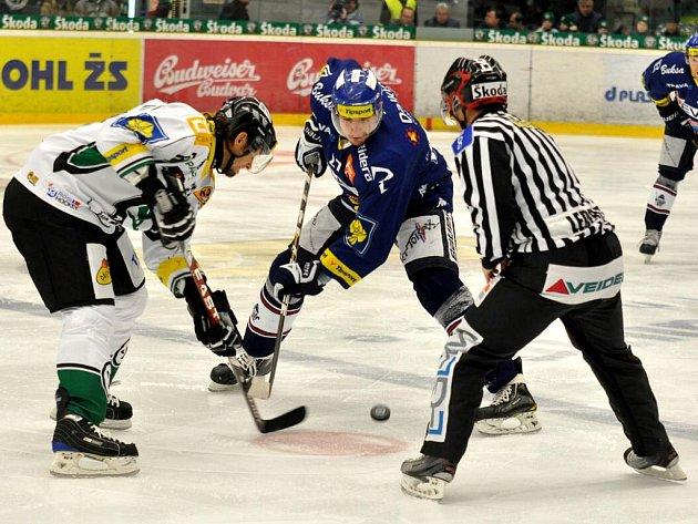 Tipsport extraliga: BK Mladá Boleslav - HC Vítkovice Steel