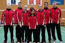 Play-off badmintonové extraligy družstev