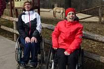Handicapované klienty čeká další výlet
