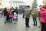 Vánoční jarmark v Mnichově Hradišti