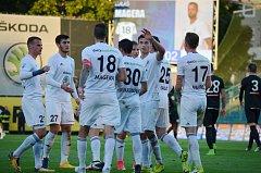 MOL cup, 3. kolo: FK Mladá Boleslav - 1. FK Příbram