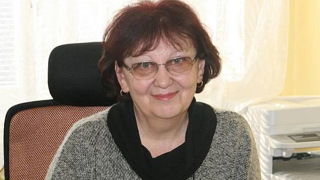 Ředitelka pečovatelské služby Daniela Heilichová