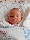 Marie Uřidilová se narodila 9. listopadu, vážila 3,55 kg a měřila 49 cm. S maminkou Alenou a tatínkem Lukášem bude bydlet v Dolním Slivně, kde už se na ni těší bráška Lukáš.