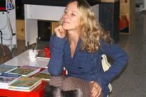 Spisovatelka Ivana Peroutková