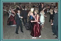 Tanec všech maturantů