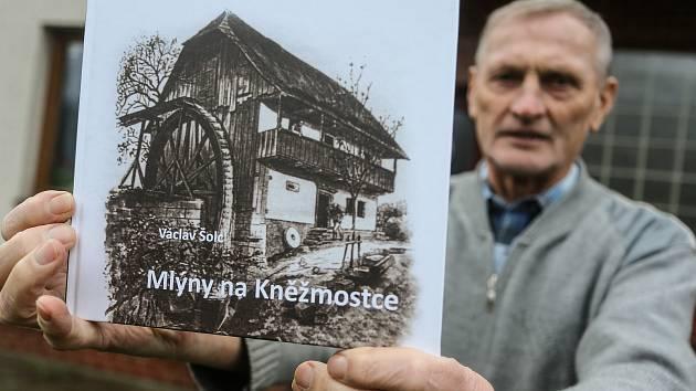 Autor publikací o mlýnech Václav Šolc