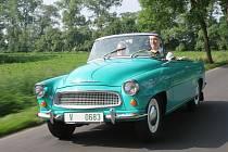 Kabriolet Škoda Felicia