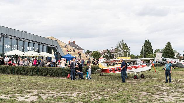 Letecké muzeum Metoděje Vlacha