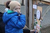 Děti v Ekocentru Zahrada v Mladé Boleslavi pátraly po příčinách zimního spánku.