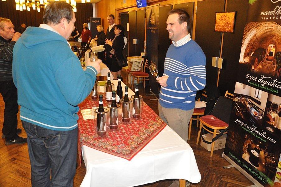 Druhý ročník Mladoboleslavských slavností vína