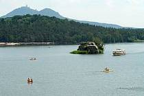 Máchovo Jezero je na koupání bezpečné