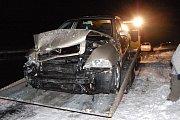 Nehoda na silnici R10 si vyžádala jeden lidský život.