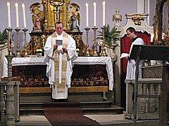 Pavel Mach, mnichovohradišťský farář spravuje osm farností a čtrnáct kostelů
