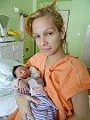 Nicol Čurejová se narodila 29. srpna, vážila 2,9 kg. S maminkou Ivetou a tatínkem Lukášem bude bydlet v Mladé Boleslavi, kde už se na ni těší sestřička Ivetka.