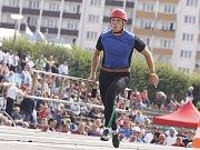 Mistrovství ČR v požárním sportu v Mladé Boleslavi