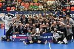 Florbalisté Mladé Boleslavi počtvrté v historii vyhráli Český pohár